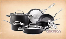 Circulon Infinite Cookware Set Review