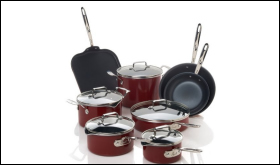Emeril Hard Enamel Cookware