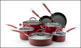 KitchenAid Aluminum Nonstick Cookware